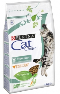 CAT CHOW SPECIAL CARE Sterilized 1,5kg
