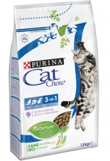 CAT CHOW SPECIAL CARE 3 IN1 1,5kg